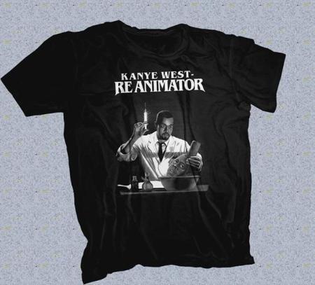 Kanye West-Reanimator shirt