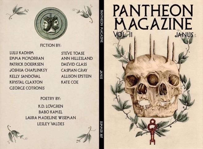 pantheon 11 - Janus
