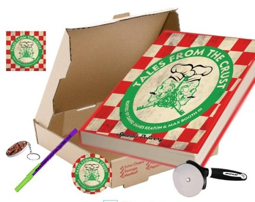 "10"" x 10"" x 1 3/4"" Kraft Corrugated Pizza Box - 50/Case"